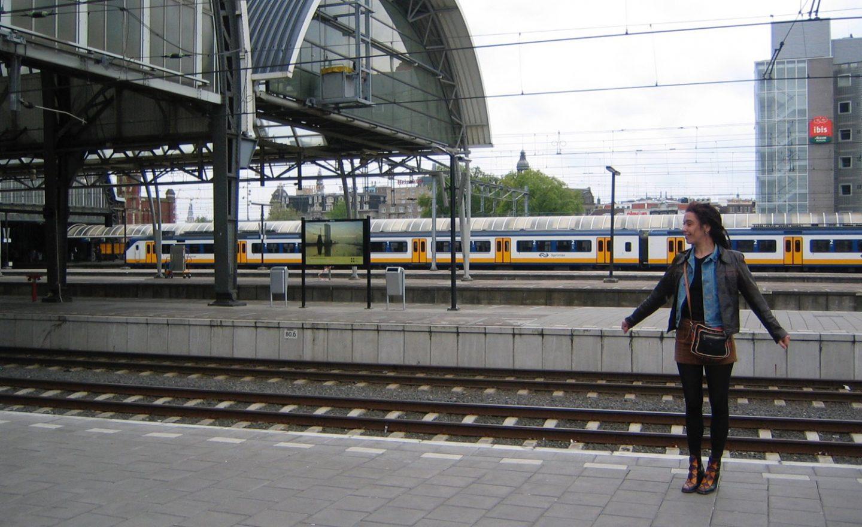 De dames tussen Leuven en Amsterdam