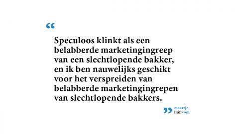 België-Nederland: Speculaas