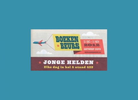 Jonge Helden op de Boekenbeurs 2012