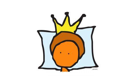 Of ik Koningsdag en de oranjegekte even wil uitleggen