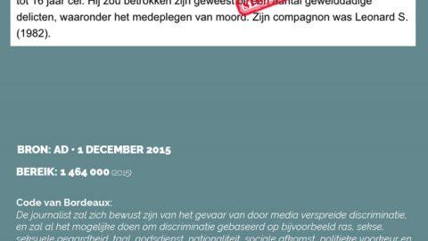 AD • 1 december 2015