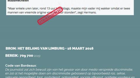 Het Belang van Limburg • 16 maart 2016