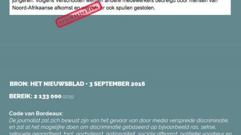Het Nieuwsblad • 3 september 2016