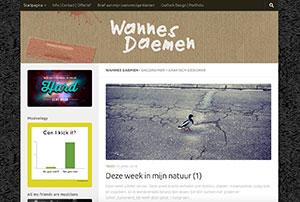 Naar de website van Wannes Daemen