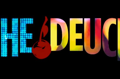 The Deuce, logo