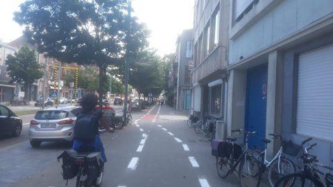 Smokkelen en eindelijk naar Amsterdam